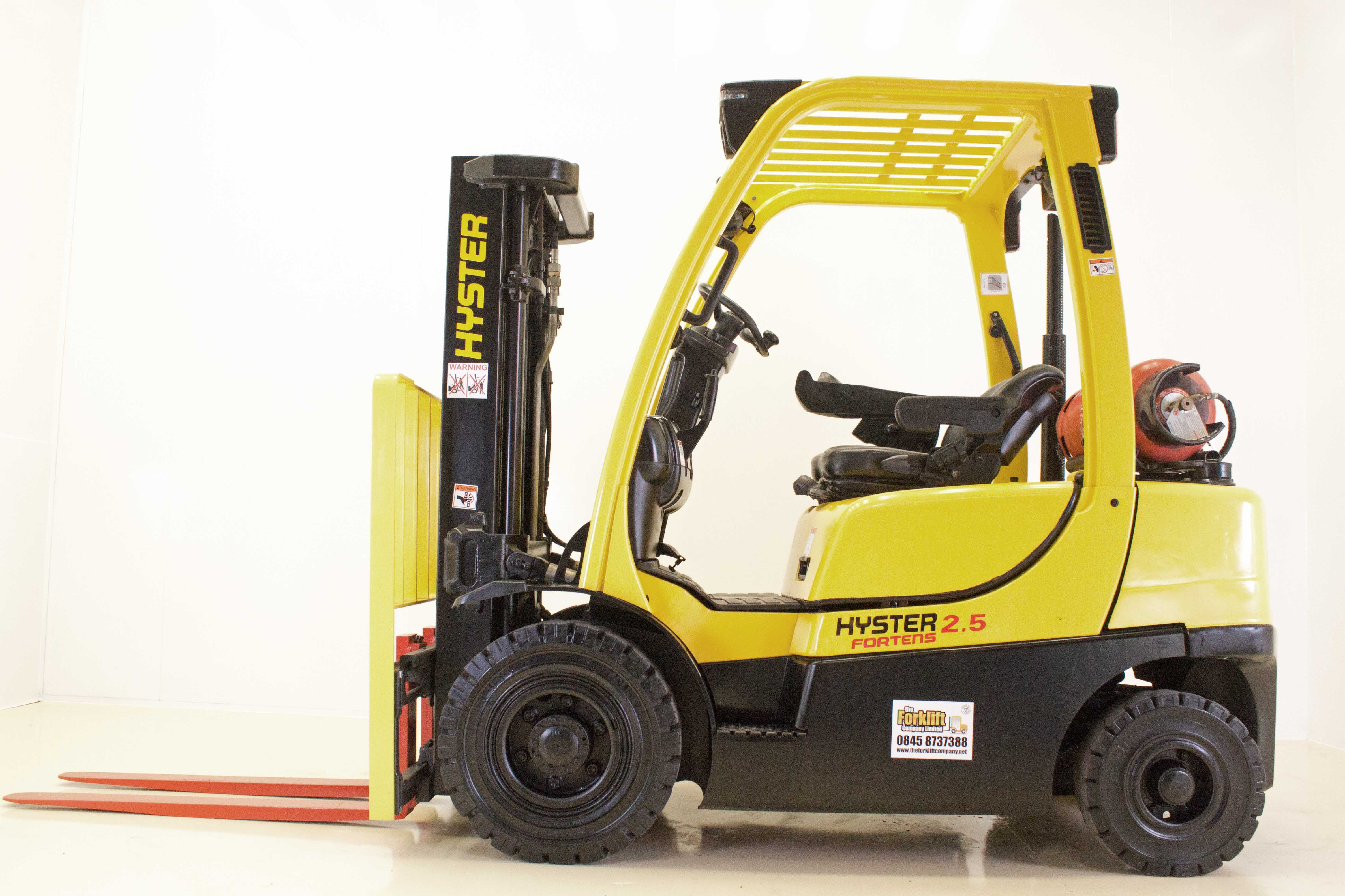 Forklift Hire - The Forklift Company