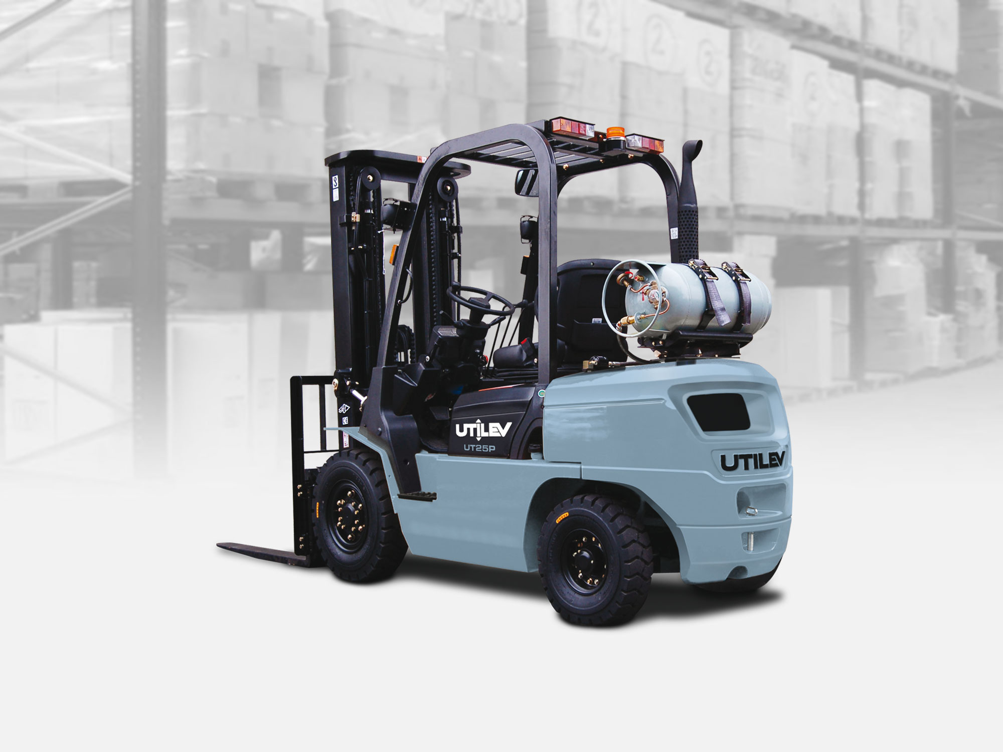 the forklift company