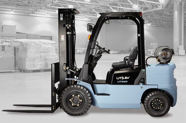 The Forklift Company - Buy or Hire New and Used Forklifts