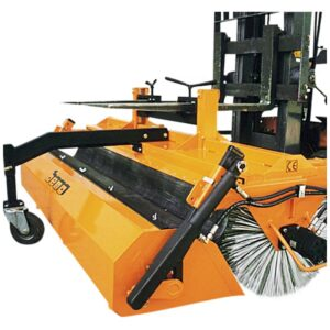 Hydraulic Rotary Forklift Sweepers