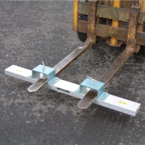 Magnetic Forklift Sweepers