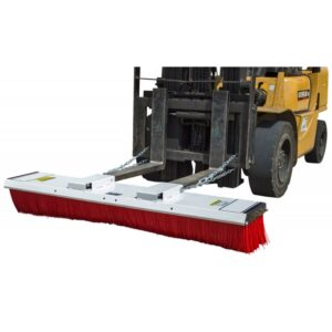 Forklift Sweepers & Magnets