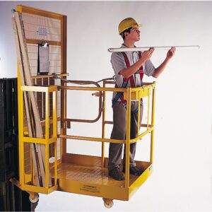 Forklift Safety Cages & Man Baskets