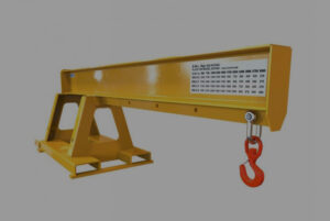 Fork Mounted Crane Jibs & Lifting Beams